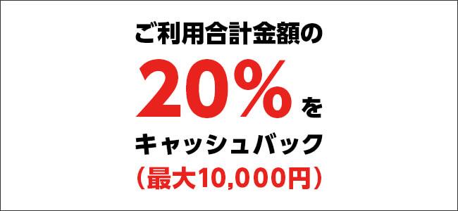 アップルペイとグーグルペイで20%キャッシュバック_ロゴ1