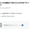 高島屋やヨドバシ.com、ビックカメラ.com等で30%キャッシュバック – Amexプラチナカード会員向け特典