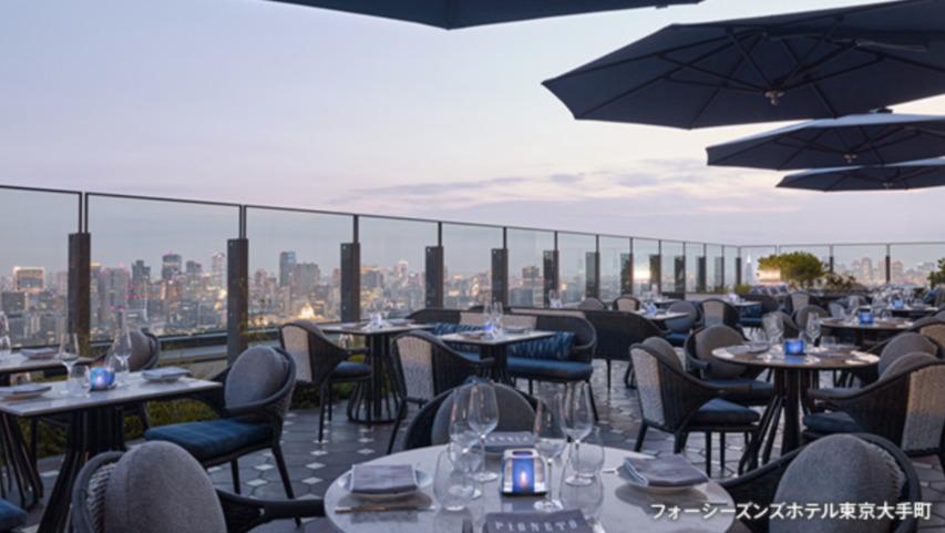 アメックスFHRに国内新規ホテルが追加-フォーシーズンズホテル東京大手町_イメージ
